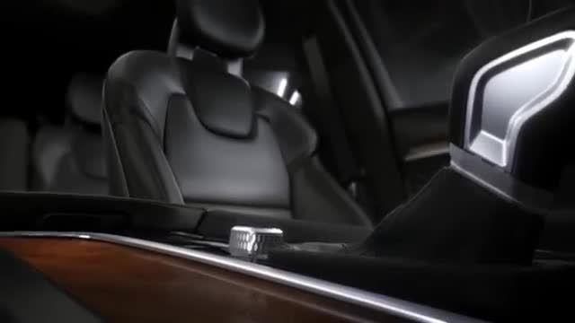 خودروی جدید ولوو Volvo XC90