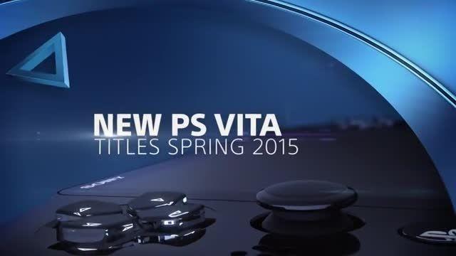بازی هایی که بهار امسال برای PSVita عرضه میگردد