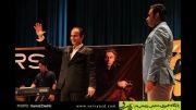 فتو کلیپ کنسرت خنده حسن ریوندی یزد 21 شهریور 93