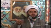 تذکرات انتخاباتی امام جمعه سراب