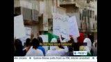 تصویر ملک عبدالله زیرپای معترضان عربستانی