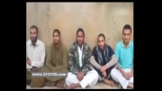انتشار اولین ویدئو از 5 سرباز ربوده شده ایرانی