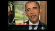 حمایت باراک اوباما از ازدواج همجنس بازان!