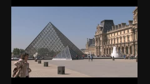 موزه لوور پاریس فرانسه