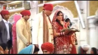 شلیک تیر داماد به سمت عروس