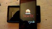 تصاویری از اولین رام کاستوم Huawei w1