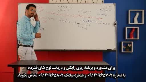شور حضور در کنکور با طعم موفقیت در تدریس استاد شیخی