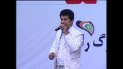 تقلید صدای خنده های مجریان صداوسیما - سیروس حسینی فر