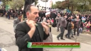 حسینیه ارشاد تاکستان - عاشورای 93