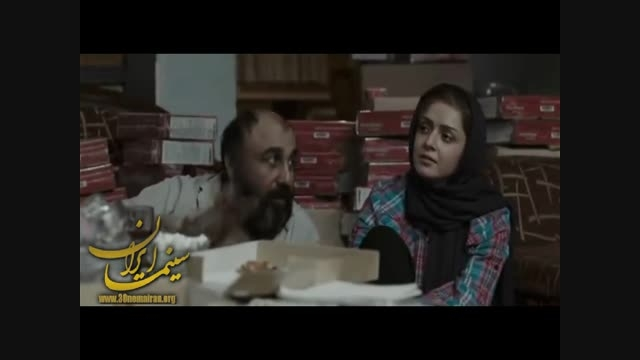 تیزر فیلم استراحت مطلق از عبدالرضا کاهانی
