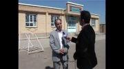 معلم لبخند امید را در لبان دانشآموز شكوفا كرد