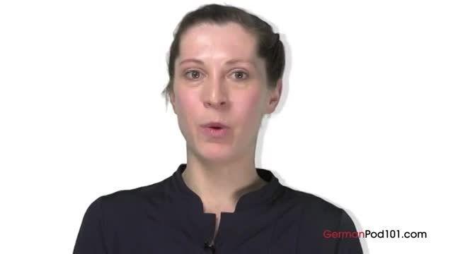 آموزش زبان آلمانی- درس چهارم- نحوه معرفی خود در آلمانی