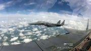 اولین خانم خلبان فرمانده اسکادران جنگنده در آمریکا