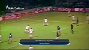 60 گل برتر تاریخ یوفا - میشل پلاتینی به یوگوسلاوی (32)