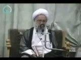 سخنان آیت الله مکارم شیرازی/فاطمیه