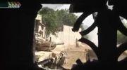 درگیری شدید و نزدیک -وارد شدن ارتش به پایگاه ارتش آزاد در القصیر