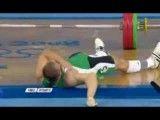 فاجعه المپیک برای وزنه بردار
