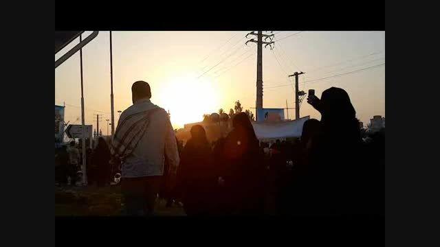 کاروان شهدای گمنام یکشنبه 18 مرداد در بندرعباس