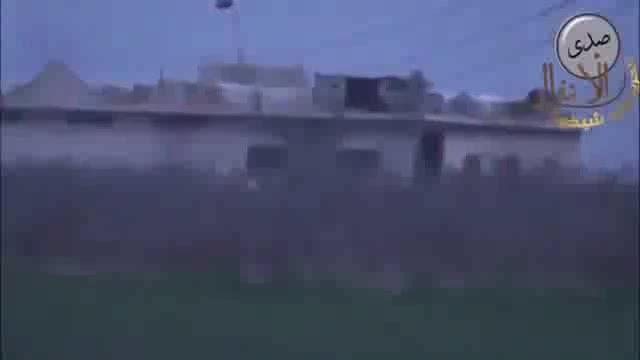 موشک های ویران کننده داعش