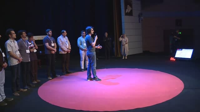 اسمارت بین (Smart Been) برنده جایزه تدکس کیش ۲۰۱۵