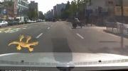 تلاش و پشتکار پلیس کره