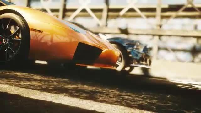 Top Speed: Drag