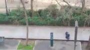اولین تصاویر از تیراندازی پاریس