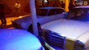 ماشین های کلاسیک و قدیمی در کرمان