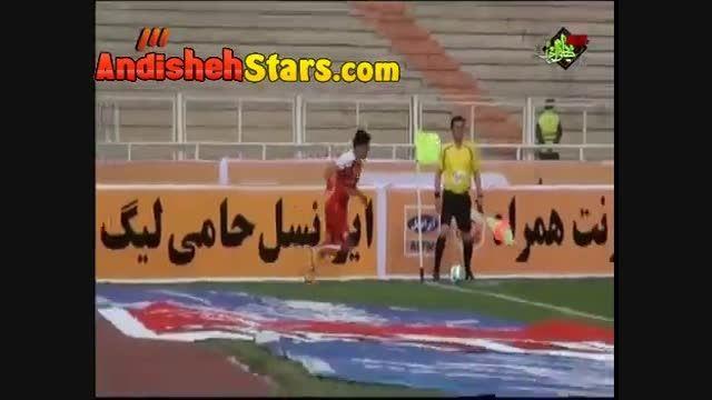 خلاصه بازی و آنالیزگسترش فولاد تبریز-تراکتورسازی تبریز