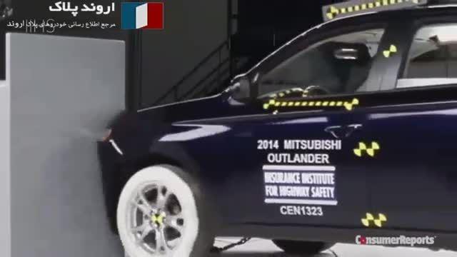 میتسوبیشی اوتلندر مدل 2016