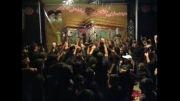 حاج داوود احمدی نژاد - شب سوم محرم  92 - نازنین من نیزه نشین
