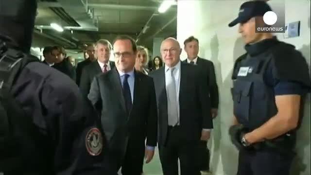 پلیس فرانسه هفت تن مواد مخدر را در پاریس کشف کرد