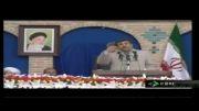 احمدی نژاد: از مواضع هسته ای سرسوزنی عقب نشینی نمی کنیم
