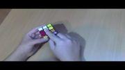 *** آموزش کامل ساخت مکعب روبیک ( به روش استثنایی )