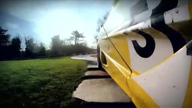 رقابت دو نسل از یک خودروی مک لارن