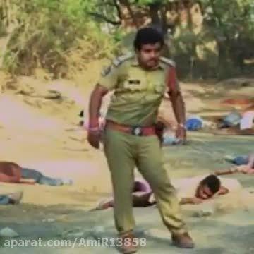 یک صحنه جالب در فیلم هندی