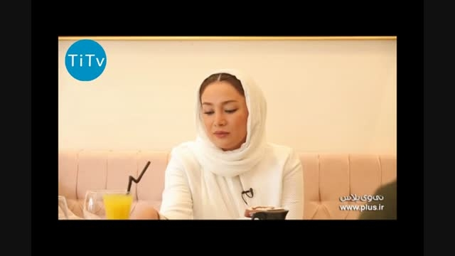 مصاحبه با بهاره افشار  - TITV