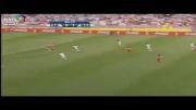 تاهیتی ۱-۶ نیجریه