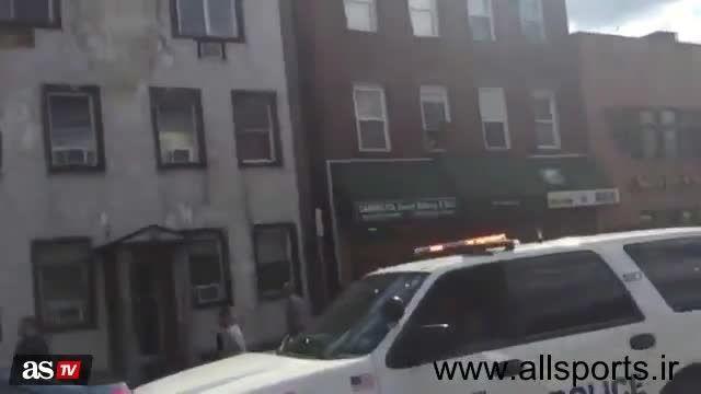 اولین درگیری هواداران فوتبال در تاریخ شهر نیویورک