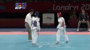 مسابقه فاینال تکواندو بانوان المپیک لندن