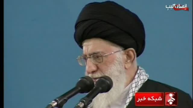 ملت ایران تسلیم تحریم نخواهد شد
