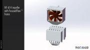 اولین سیستم حذف کامل صدای فن کامپیوتر سرانجام ابداع شد!