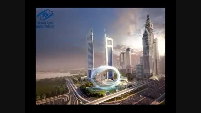 ساخت موزه  آینده با سرمایه گذاری ۱۳۶ میلیون دلاری دبی
