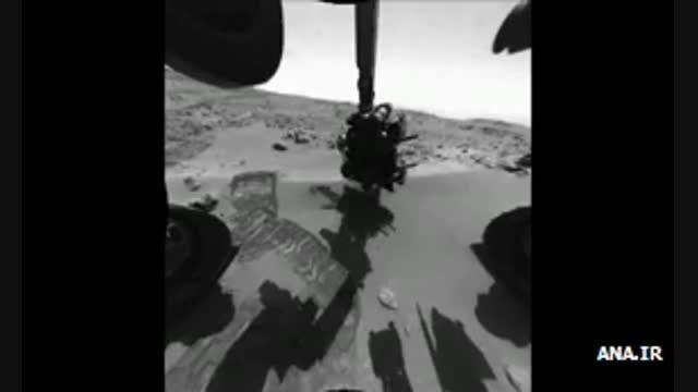 تازه ترین تصاویر دیدنی ارسال شده از سیاره مریخ