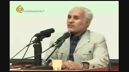 استاد عباسی:قابل پیش بینی بودکه دولت بیانیه صادر نمیکند