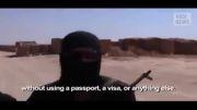 جنایات داعش قسمت اخر: تخریب مرز عراق و سوریه