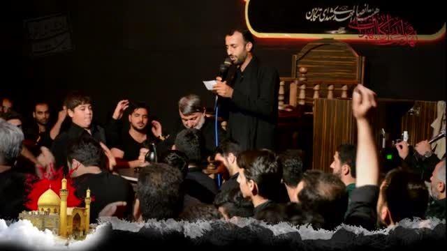 زمینه شب 21 رمضان ۱۳۹۴ - حاج محمد گلین مقدم