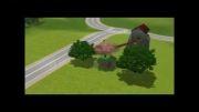 آموزش ساخت خانه ی درختی من sims3