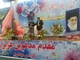 نواب نصیرشلال در زادگاهش مسجدسلیمان-Navab Nasir shalal
