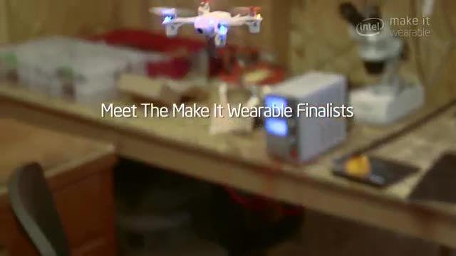 زوم تک - هیجان انگیزترین ربات پرنده | دوربین پرنده